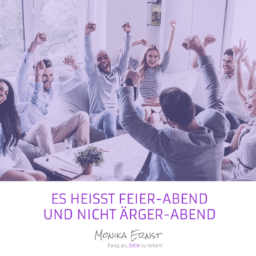 Monika Ernst Coaching Zürich Blog