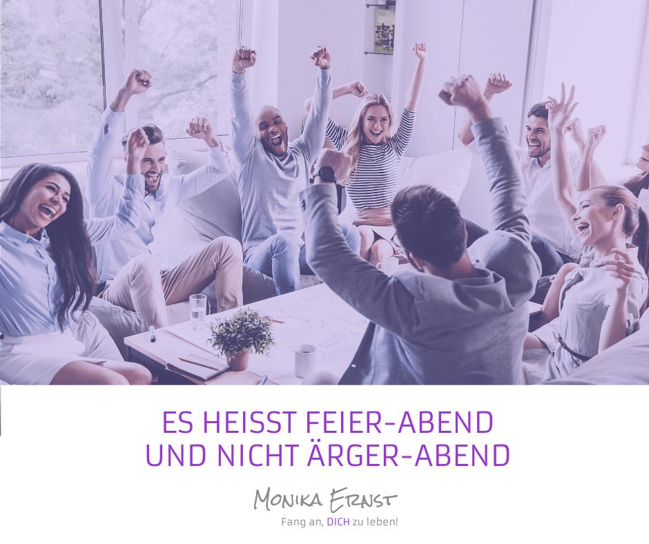 Monika Ernst Coaching Zürich Blog